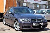 2006 BMW 3 SERIES 2.5 325I M SPORT 5d AUTO 215 BHP £5995.00