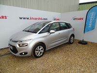 2013 CITROEN C4 PICASSO 1.6 E-HDI AIRDREAM VTR PLUS ETG6 5d AUTO 113 BHP £4995.00