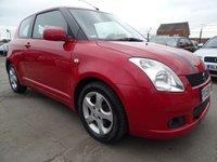 USED 2008 58 SUZUKI SWIFT 1.5 GLX VVTS 3d 1 YEAR MOT GREAT CAR