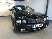 2007 JAGUAR XJ 3.0 EXECUTIVE V6 4d AUTO 240 BHP £7995.00