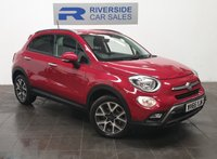 USED 2015 65 FIAT 500X 1.6 MULTIJET CROSS 5d 120 BHP FINANCE AVAILABLE FROM 7.9% APR