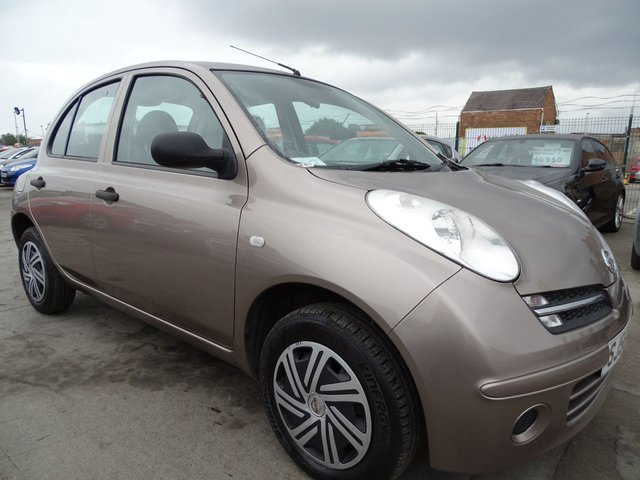 USED 2006 56 NISSAN MICRA 1.2 INITIA 5d AUTOMATIC MINT CAR
