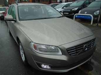 2014 VOLVO V70 1.6 D2 BUSINESS EDITION 5d AUTO 113 BHP £8894.00