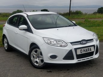 2012 FORD FOCUS 1.6 EDGE TDCI 95 5d 94 BHP £5945.00