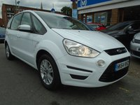 USED 2015 64 FORD S-MAX 1.6 ZETEC TDCI S/S 5d 115 BHP 1 OWNER!