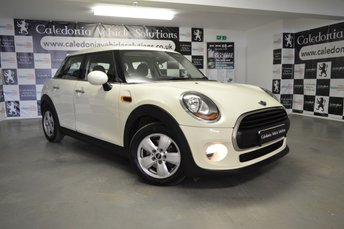 2015 MINI HATCH ONE 1.2 ONE 5d 101 BHP £8250.00