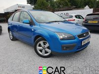 USED 2007 07 FORD FOCUS 1.6 ZETEC CLIMATE 5d 100 BHP PART EX TO CLEAR - TRADE SALE
