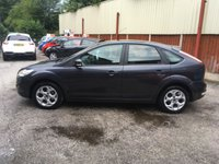 USED 2011 61 FORD FOCUS 1.6 SPORT 5d 99 BHP Only 47,000 Miles, Full History, Sat Nav, Ford Bluetooth, 12 Mths Mot