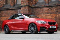 USED 2015 15 BMW M2 3.0 M235i Sport Auto (s/s) 2dr M PERFORMANCE-PRONAV-H&K- 19'S