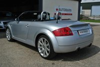 USED 2002 52 AUDI TT 1.8 T Roadster quattro 2dr VIEWING HIGHLY RECOMMENDED