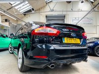 USED 2011 11 FORD MONDEO 2.2 TDCi Titanium X Sport 5dr ADAPTIVEXENONS+HTD&COOLEDSEATS
