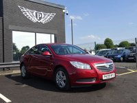 USED 2009 09 VAUXHALL INSIGNIA 1.8 EXCLUSIV 5d 140 BHP AA WARRANTY,  MOT AND SERVICE INCLUDED