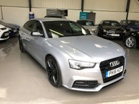 2016 AUDI A5 2.0 TDI QUATTRO BLACK EDITION PLUS 5d 187 BHP £16495.00