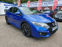 USED 2016 HONDA CIVIC I-DTEC SPORT 0%  FINANCE AVAILABLE ON THIS CAR PLEASE CALL 01204 393 181