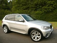 2012 BMW X5 3.0 XDRIVE30D SE 7 SEATS 5d AUTO 241 BHP SPORTS PACK £14490.00