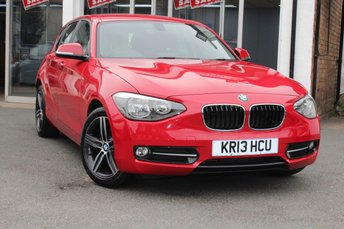 Used BMW 1 SERIES for sale in Romford