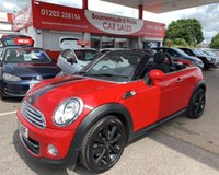 2013 MINI ROADSTER 1.6 COOPER 2d 120 BHP *ONLY 49,000 MILES* £6995.00