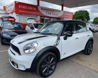 2010 MINI COUNTRYMAN 1.6 COOPER S ALL4 5d 184 BHP *ONLY 69,000 MILES* £7695.00