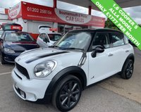 USED 2010 60 MINI COUNTRYMAN 1.6 COOPER S ALL4 5d 184 BHP *ONLY 69,000 MILES*