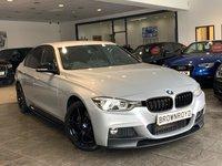 USED 2016 16 BMW 3 SERIES 330D XDRIVE M SPORT 4d AUTO 255 BHP M PERFORMANCE STYLING+X-DRIVE