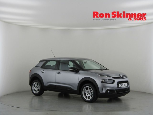 View our 2019 19 CITROEN C4 CACTUS 1.2 PURETECH FEEL S/S 5d 109 BHP