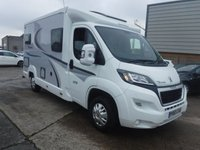 USED 2015 65 PEUGEOT BOXER 2.2 HDI 333 L2S TLR 1d 130 BHP 125 ELDDIS ACCORDO *FINANCE ARRANGED*PART EXCHANGE WELCOME*3BERTH*FRIDGE*SHOWER*FIXED BED*GRILL*HOB*OVEN*END BEDROOM