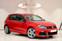 USED 2010 60 VOLKSWAGEN GOLF 2.0 R 5d 270 BHP