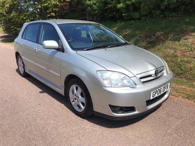 USED 2006 06 TOYOTA COROLLA 1.6 T3 COLOUR COLLECTION VVT-I 5d 109 BHP **FULL HISTORY ** SUPERB DRIVE ** GREAT CONDITION **