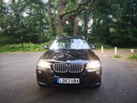 USED 2013 63 BMW X3 3.0 XDRIVE30D SE 5d AUTO 255 BHP CALL OUR SUPER FRIENDLY TEAM FOR MORE INFO 02382 025 888