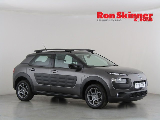 View our 2018 18 CITROEN C4 CACTUS 1.2 PURETECH FEEL S/S 5d 109 BHP