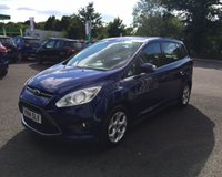 USED 2014 14 FORD GRAND C-MAX 1.6 TDCI ZETEC 115 BHP THIS VEHICLE IS AT SITE 2 - TO VIEW CALL US ON 01903 323333