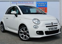USED 2015 65 FIAT 500 1.2 S 3d Petrol Hatchback **PERFECT FIRST CAR OR RUN AROUND**