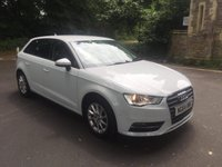 USED 2014 64 AUDI A3 2.0 TDI SPORT 5d 148 BHP CALL OUR SUPER FRIENDLY TEAM FOR MORE INFO 02382 025 888