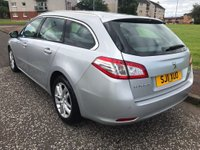 USED 2011 11 PEUGEOT 508 2.0 HDi FAP Active 5dr F/S/H! Panoramic Roof! 2 Keys!