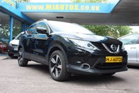 USED 2015 64 NISSAN QASHQAI 1.2 N-TEC PLUS DIG-T 5dr 113 BHP NEED FINANCE??? APPLY WITH US!!!