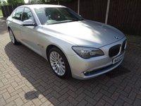 USED 2009 59 BMW 7 SERIES 3.0 730D SE 4d AUTO 242 BHP