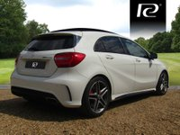 USED 2013 13 MERCEDES-BENZ A CLASS 2.0 A45 AMG 4MATIC 5d AUTO 360 BHP