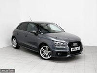 USED 2014 64 AUDI A1 1.4 SPORTBACK TFSI S LINE 5d 122 BHP Finance Available In House