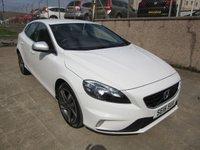 2016 VOLVO V40 2.0 D2 R-DESIGN 5d 118 BHP £SOLD