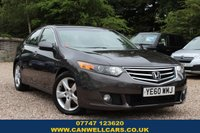 USED 2010 60 HONDA ACCORD 2.2 I-DTEC EX 4d 148 BHP