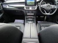 USED 2016 66 MERCEDES-BENZ CLS CLASS 3.0 CLS350 D AMG LINE PREMIUM 4d AUTO 255 BHP