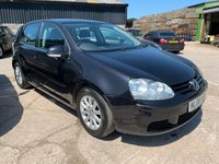 USED 2008 08 VOLKSWAGEN GOLF 1.6 MATCH FSI 5d 114 BHP NL08 UKW 2008 VOLKSWAGEN GOLF 1.6 MATCH FSI PETROL MANUAL 5 DOOR 114 BHP HATCHBACK - GOOD SERVICE HISTORY - WARRANTY & FINANCE AVAILABLE.