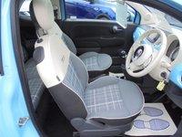 USED 2016 66 FIAT 500 1.2 LOUNGE 3d 69 BHP