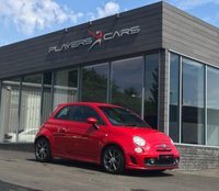 USED 2016 16 ABARTH 500 1.4 595 3d 138 BHP