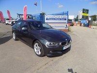 USED 2015 15 BMW 3 SERIES 2.0 318D SE 4d AUTO 141 BHP