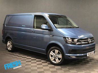 2016 VOLKSWAGEN TRANSPORTER 2.0 T32 TDI HIGHLINE 4MOTION BMT (NO VAT) £22000.00