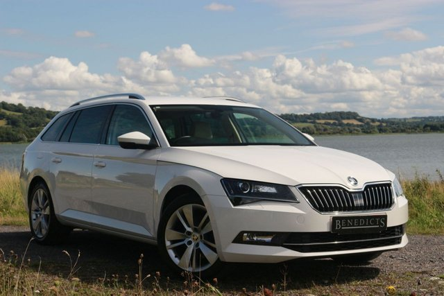 2017 67 SKODA SUPERB 1.4 SE L EXECUTIVE TSI 5d 148 BHP