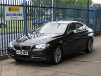 USED 2014 14 BMW 520D SE AUTO BMW 520 D SE Auto Sat nav Full leather Cruise Full Leather,SatNav,Automatic