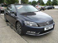 USED 2011 11 VOLKSWAGEN PASSAT 2.0 SPORT TDI BLUEMOTION TECHNOLOGY 4d 139 BHP