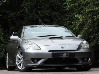 2006 TOYOTA CELICA 1.8 GT T-SPORT VVTL-I 3d 190 BHP £9990.00